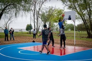 El Street Basket copa los parques de San Isidro