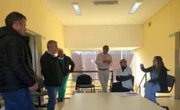 Coronavirus: autoridades de la Secretaría de Salud se reunieron con representantes de clínicas y médicos de distintas fuerzas políticas