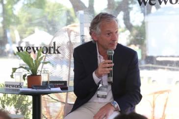 WeWork presente en el VISA Open de Argentina