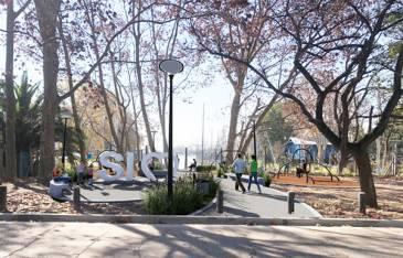 El municipio construye un mirador para ver las nuevas islas del delta