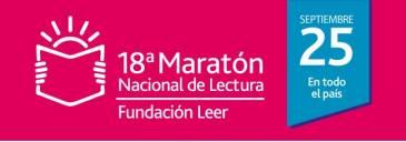 ¡Ahora virtual!: Con reconocidos autores e ilustradores, el 25 de septiembre llega la 18.a Maratón Nacional de Lectura
