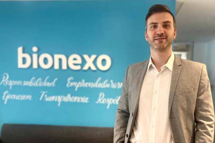 GERMÁN DI DOMENICO (Country Manager – Bionexo Argentina)
