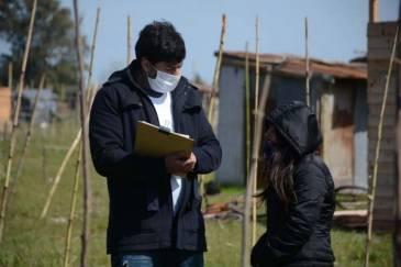 Sigue el censo para la urbanización del predio de Los Hornos