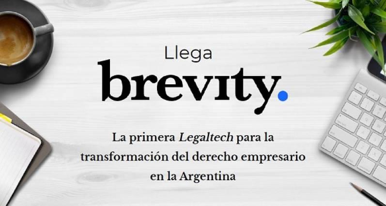 Norte en Línea - Llegó Brevity: la Legaltech para transformar el derecho en  la Argentina