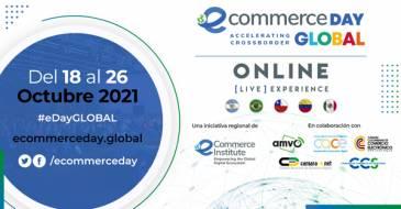Expande las fronteras de tu negocio digital! Se llevará a cabo por primera vez el eCommerce Day Global focalizado en Crossborder eCommerce