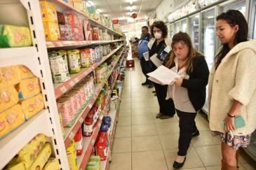 El Municipio continúa con los controles de precios en  mayoristas y comercios minoristas
