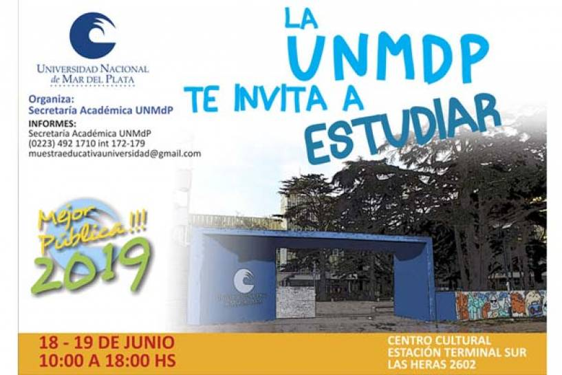 Muestra Educativa Universidad Nacional de Mar del Plata