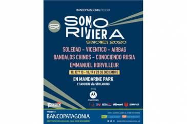 La música con público en vivo regresa junto a Banco Patagonia