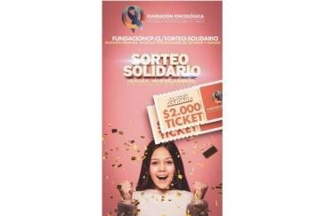 Sorteo solidario de la Fundación Oncológica
