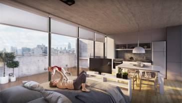 Crowdfunding inmobiliario: se podrán financiar en cuotas los módulos de inversión