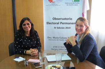 Observatorio Electoral 2019: actividades en los CBJ del Partido
