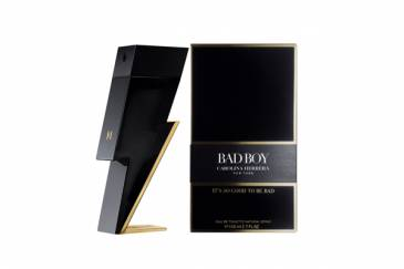 Carolina Herrera presenta Bad Boy