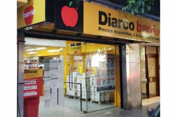 Diarco continúa apostando a las sucursales de cercanía