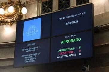 Por unanimidad, el Senado convirtió en ley el aumento de las multas a la pesca ilegal