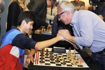 Comenzó en Tigre la etapa final del Campeonato Argentino de Ajedrez