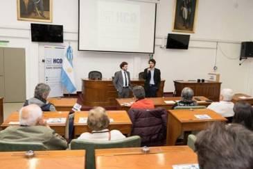 El HCD San Isidro abre las puertas al cine internacional