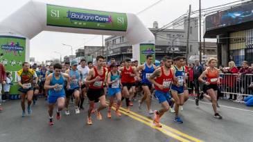 Más de 6 mil personas corrieron la maratón de Boulogne