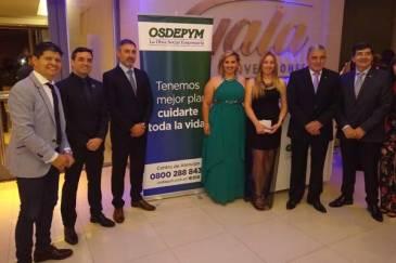 OSDEPYM acompañó a la Cámara de Comercio, Industria y Producción de Resistencia en la Fiesta del Año 2019
