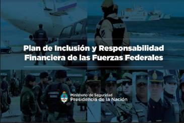 Se crearon dos Planes destinados a mejorar el bienestar de los miembros de las Fuerzas Federales