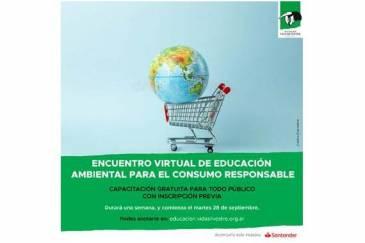 Consumo responsable y consciente: aprender y compartir para cuidar nuestro planeta – curso virtual y gratuito de Fundación Vida Silvestre Argentina